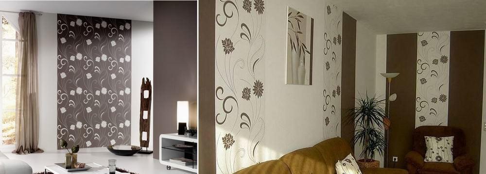 Основной тон может сочетаться или быть светлее предметов интерьера – мебели, подушек, люстры, светильников, штор