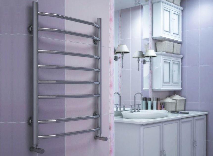 Какой выбрать полотенцесушитель для ванной