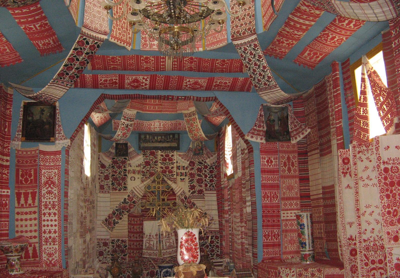 Вышивка – это прекрасная возможность познакомиться с историей и культурой различных народов