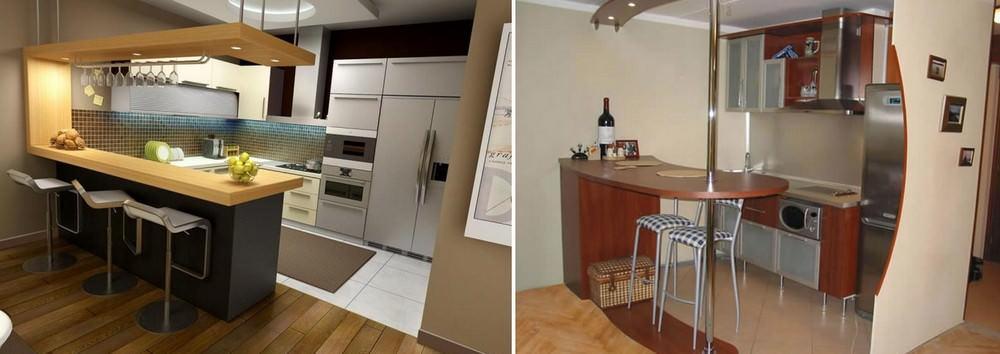 Следует подбирать дизайн кухонного гарнитура, исходя из собственных требований и предпочтений