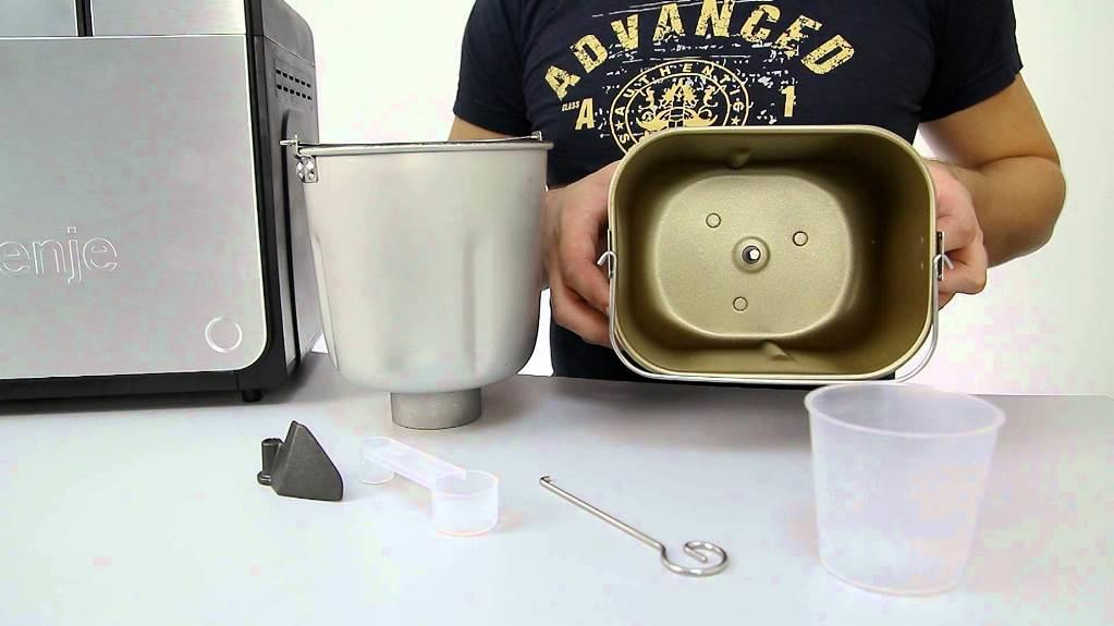 Ремонт хлебопечки своими руками: как разобрать, замена сальника в LG, ведро в Мулинекс, видео и схема, Редмонд