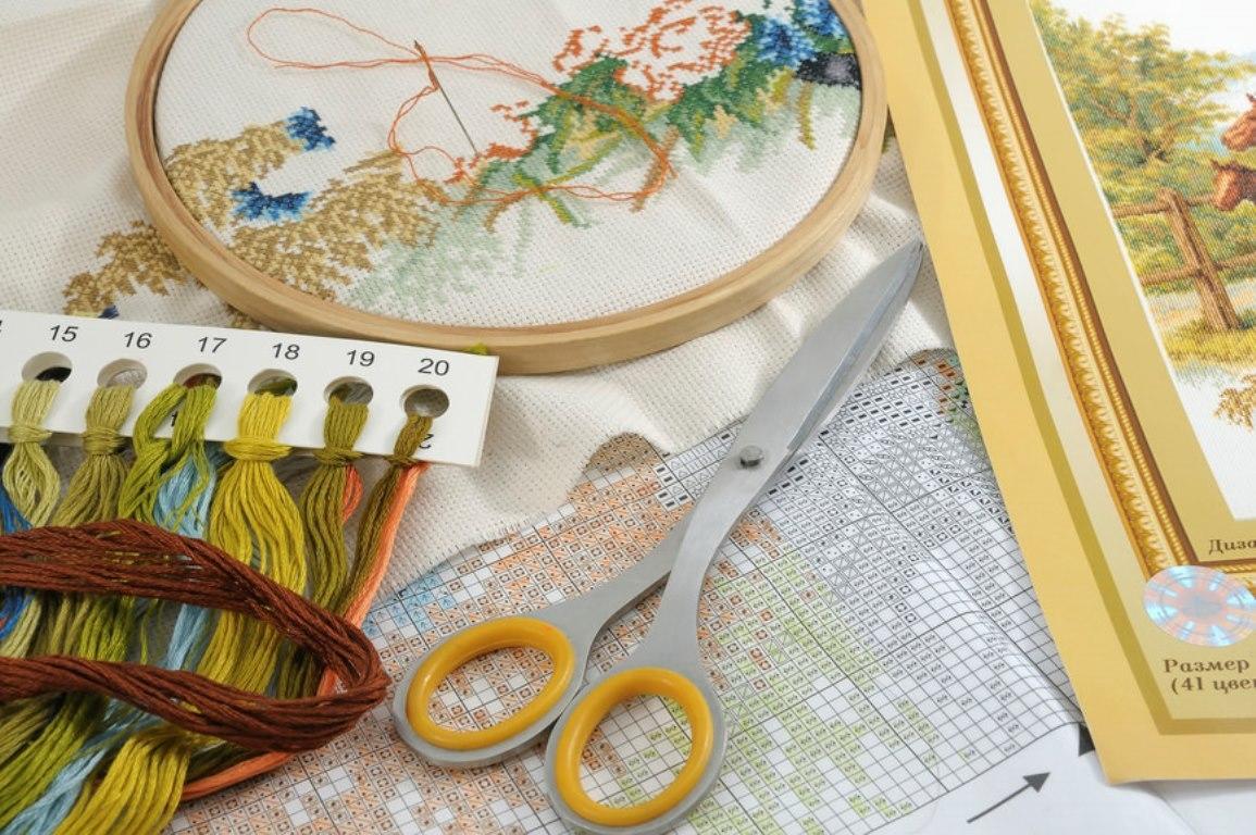 Готовые наборы для вышивания – это прекрасная возможность вышить красивую и оригинальную картину собственными руками