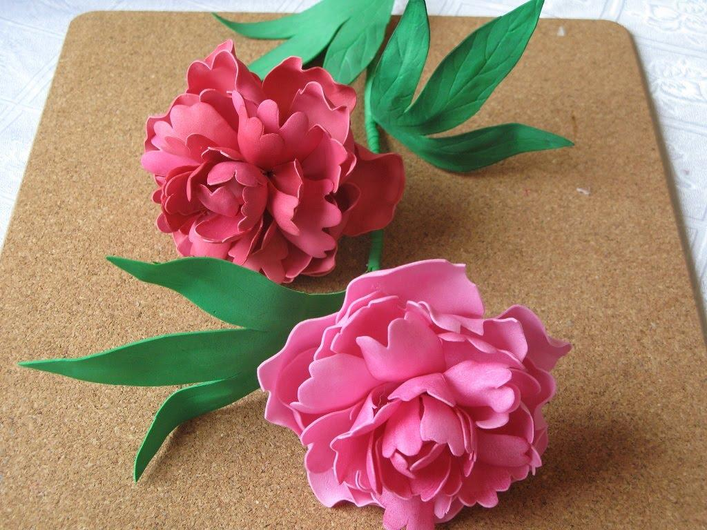 Цветы из фоамирана мастер класс для начинающих: как сделать МК, выкройка и видео, фото и схемы пошагово