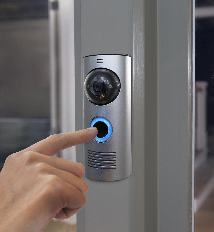 Звонок с камерой на дверь