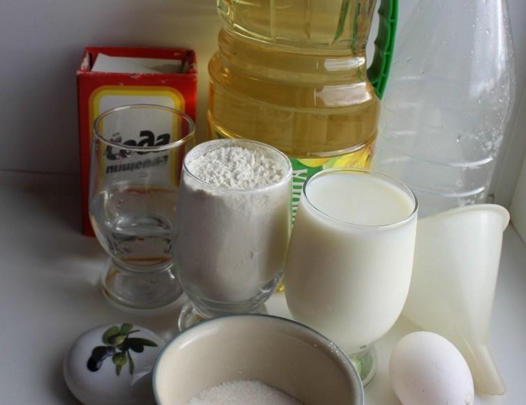 Оладьи в бутылке: рецепт с фото, как сделать на кефире