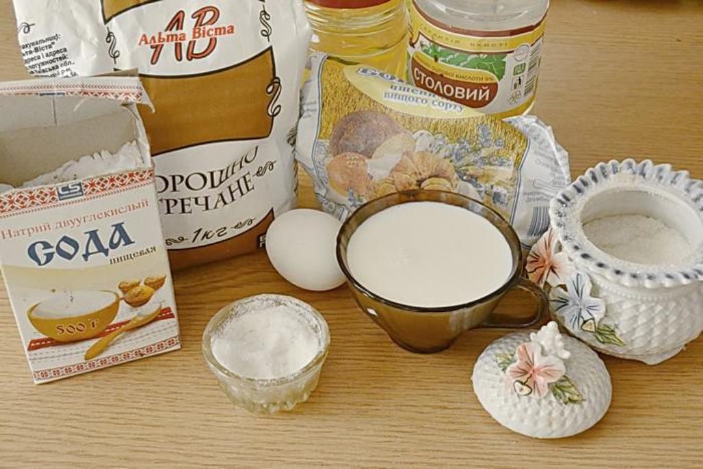Для начала следует заранее подготовить все необходимые продукты