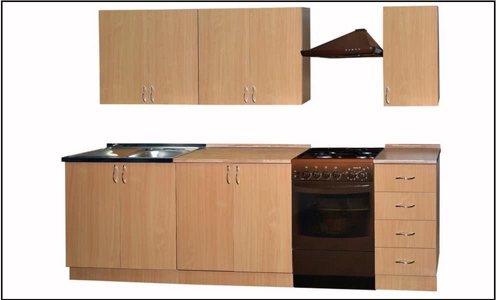 При покупке внимательно осмотрите столешницы, фасады и корпуса модулей на предмет трещин или сколов