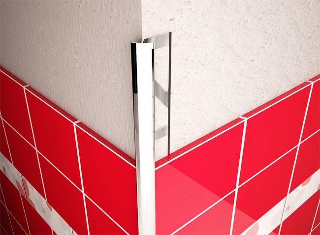 На сегодняшний день трим для плитки может отличаться видом и конфигурацией
