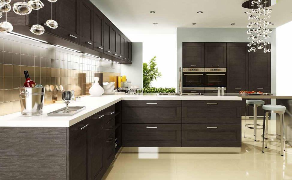 Современная кухня - грамотное сочетание дизайна и функциональности