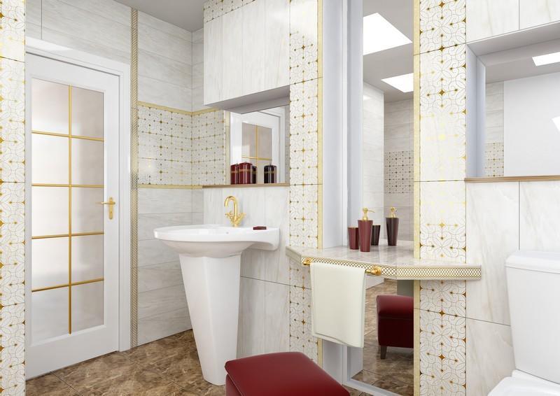 """С помощью керамической плитки """"Уралкерамика"""" открываются новые возможности при дизайне интерьера помещения любого предназначения"""