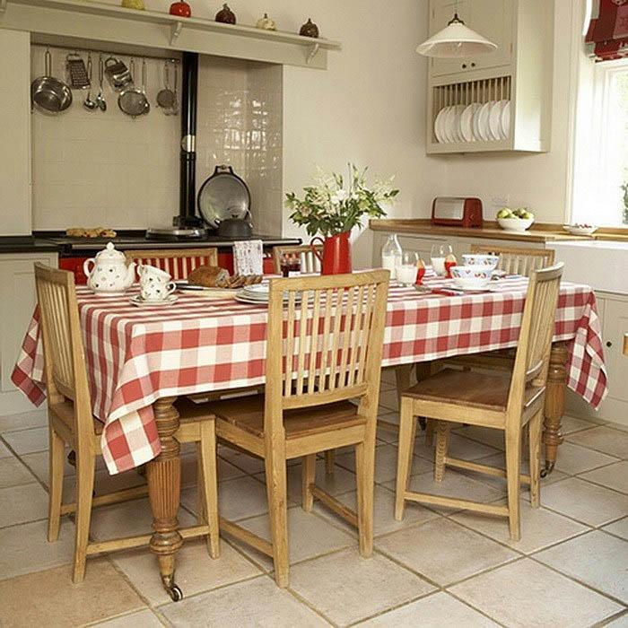 Дизайн кухни в деревенском стиле несет в себе неповторимую атмосферу тепла и уюта - убедитесь в этом сами!