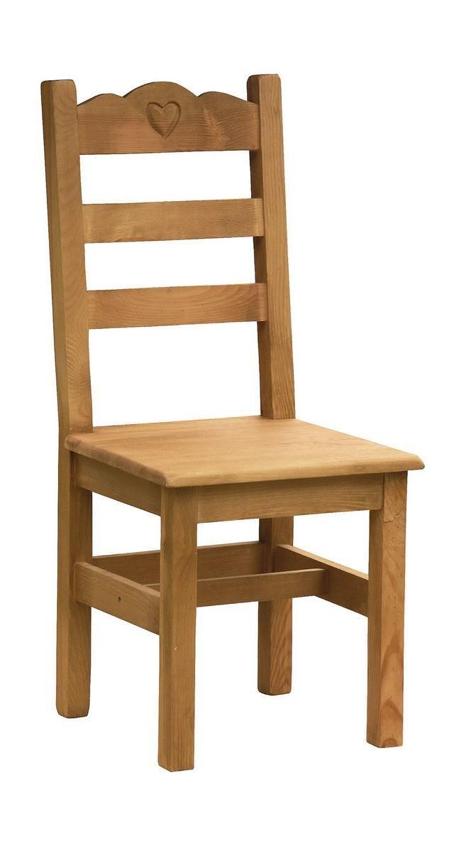 Стулья с прямыми формами - наиболее простой вариант, к тому же, не уступает внешним видом стульям изощренной формы