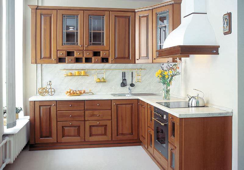 Перед тем, как составить чертеж, важно представять себе, как будет выглядеть ваша кухня