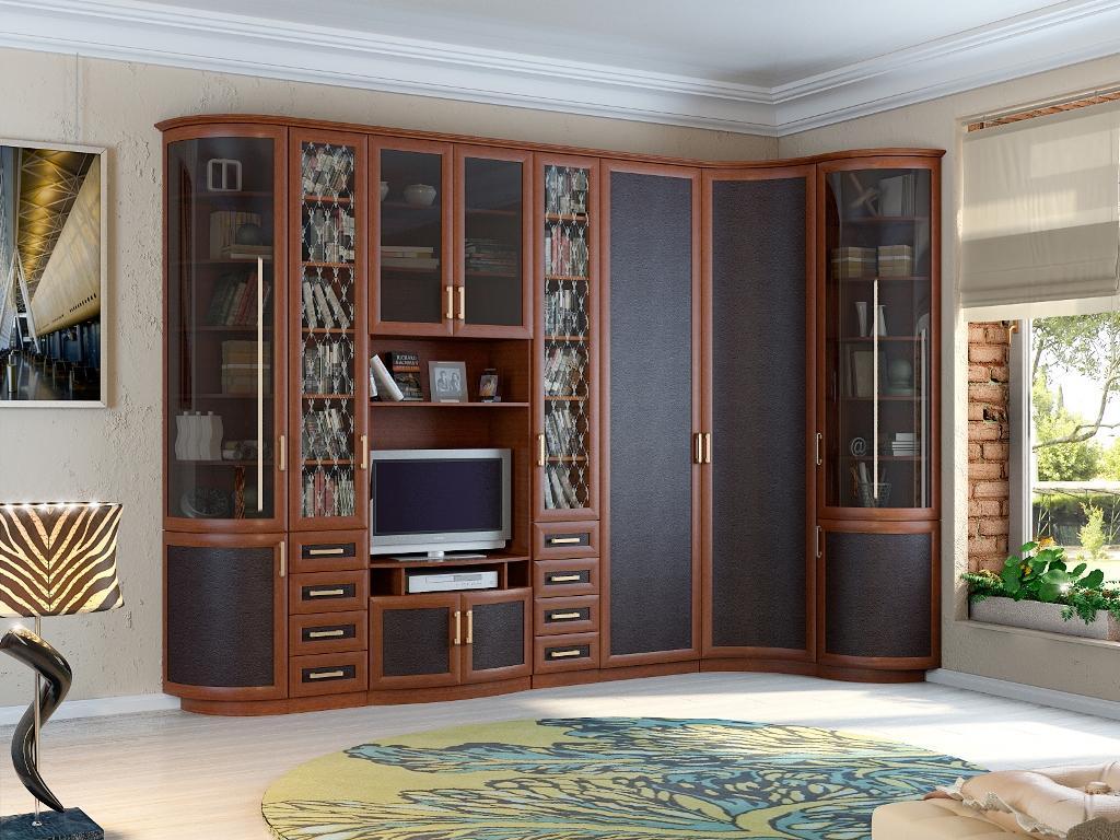 Выбирая мебель для гостиной, учитывайте ее качество и надежность