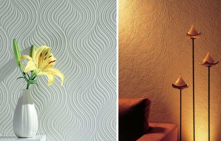 Текстура обоев для стен бесшовная