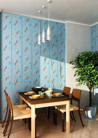 Стеновые панели - новая эра ремонта