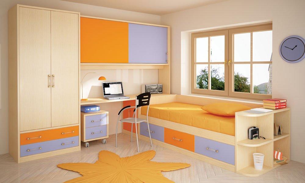 В правильно организованной рабочей зоне ребенку будет комфортно и легко выполнять домашние задания