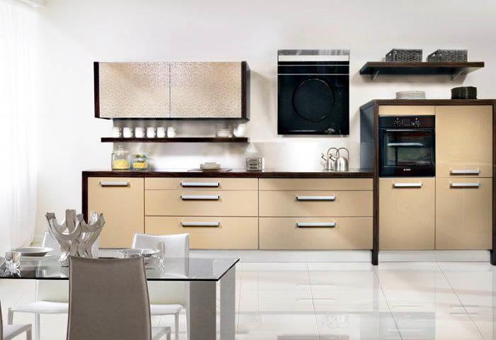 Косметический ремонт в стиле модерн - один из самых простых вариантов, так как стиль основывается на строгости и минимализме
