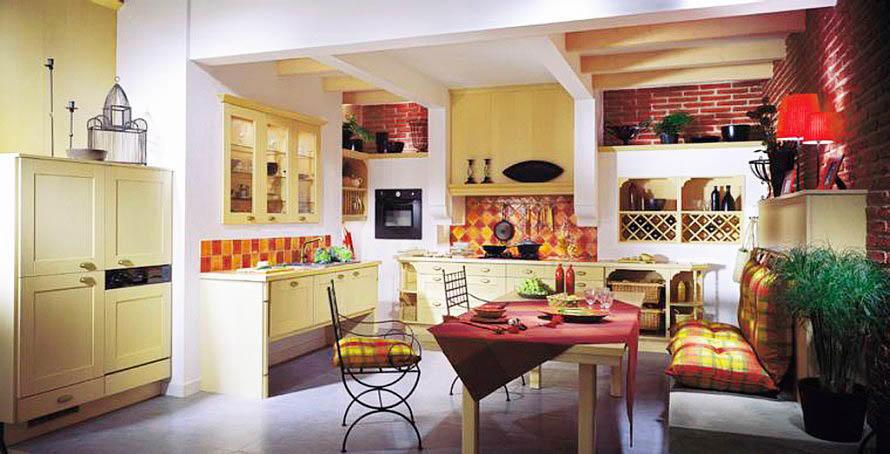 Резные вставки, витражные стекла, накладные декоры из дерева и даже кованого металла как нельзя лучше украсят такую мебель.