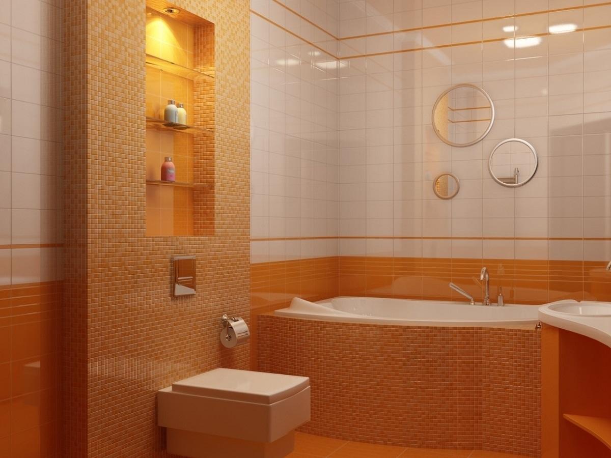 Перед созданием ниши в ванной комнате из гипсокартона стоит выполнить ее чертеж на бумаге