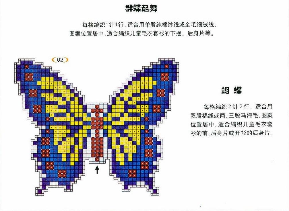 Для многих людей основным минусом вышивки является ключ к схеме на китайском языке