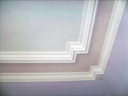 Багет — это завершающий элемент для <strong>как сделать багет на натяжной потолок</strong> дизайна потолка