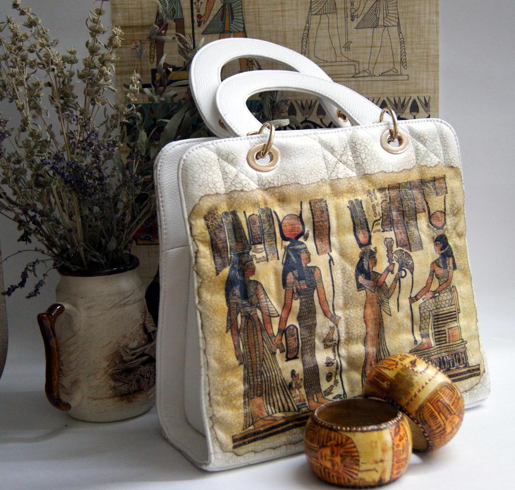 Декупаж старых вещей: книги и сумки, поделки своими руками, украшения из кожзаменителя, детские изделия, видео