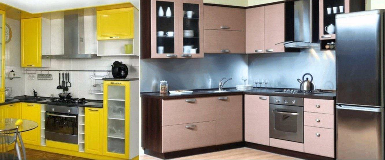 Угловой гарнитур для маленькой кухни – дизайн, созданный своими руками