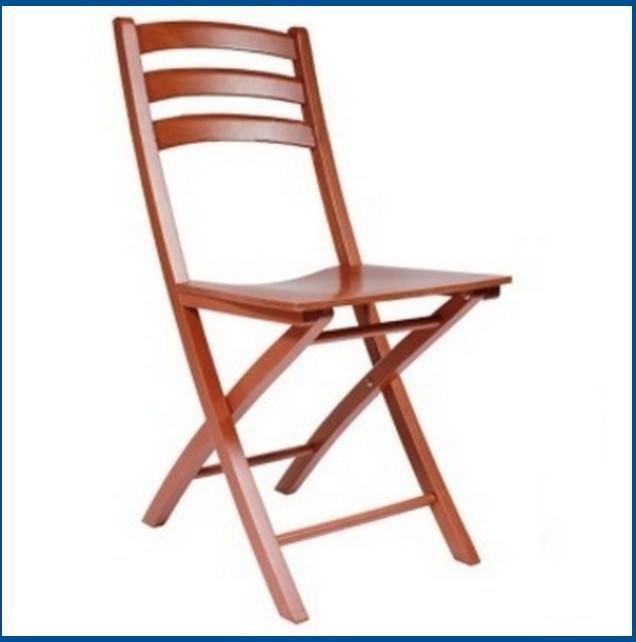 Древесина для изготовления складных стульев проходит несколько стадий обработки антисептиками