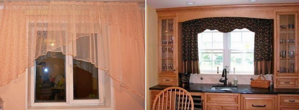 Прежде чем приступать к раскрою ткани, важно определиться с моделью шторы