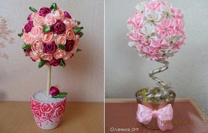 Цветы из лет может делать разные: от традиционных роз до ромашек