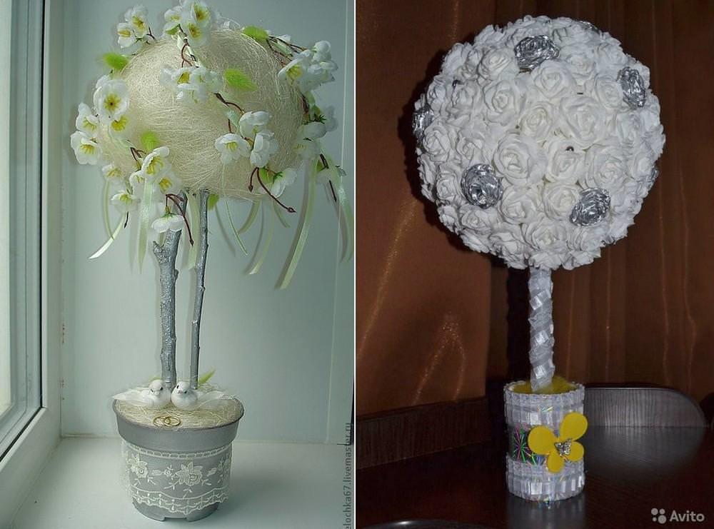 После торжества это украшение не уберется за ненадобностью, как большинство предметов из свадебного декора, а перекочует с молодыми уже в семейную жизнь