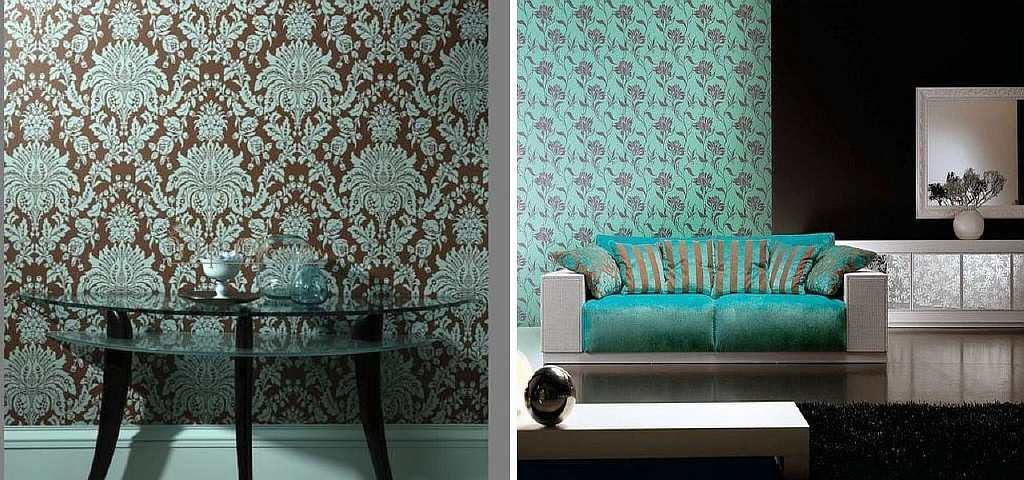 Для того, чтобы в коричневой комнате не преобладала гнетущая атмосфера, стоит добавить в нее нотки бирюзового цвета