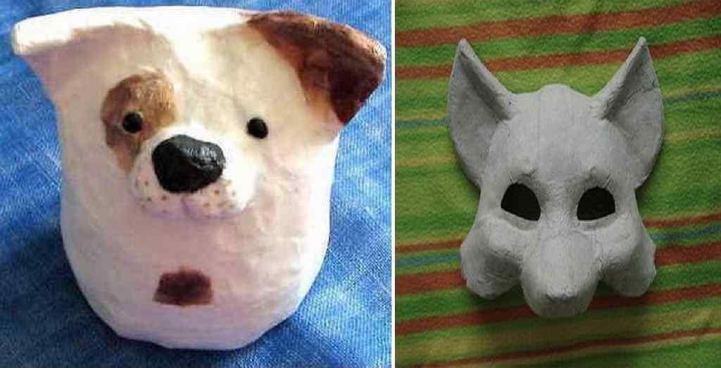 Как правило, такие добрые маски используются на детских утренниках и праздниках