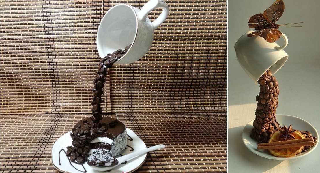 Дизайнеры рекомендуют украсить блюдце для топиария различными сладостями