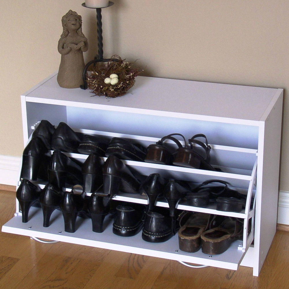 Галошницу для обуви можно сделать своими руками
