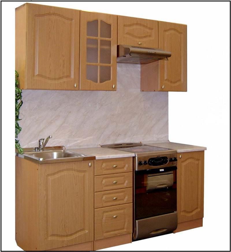 Оптимально подходящий комплект кухонных модулей можно подобрать самостоятельно, скомбинировав их на свой вкус