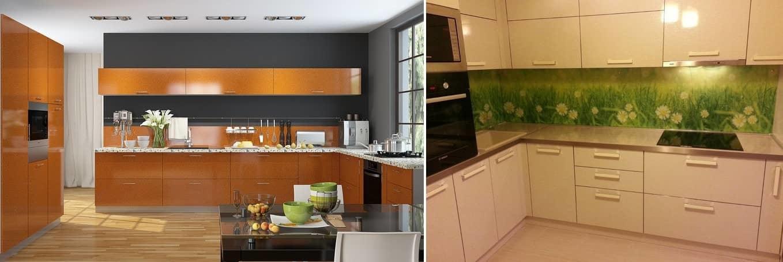 Верхний угловой шкафчик на кухню ставится в целях практичности и рационального использования свободного пространства, однако не всем хозяйкам он приходится по душе