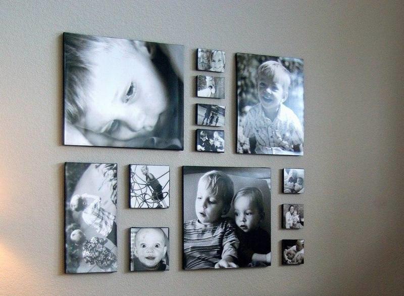 Панно из фотографий не только украсит вашу кухню, но и будет постоянно напоминать о самых ярких моментах вашей жизни