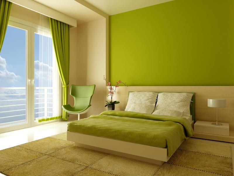 В какой цвет покрасить спальню фото: стены и краски, дизайн и варианты, структурный валик