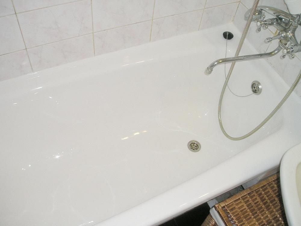 Как покрыть ванну акрилом своими руками видео
