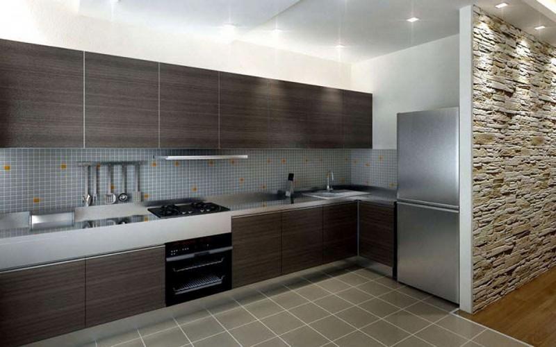 Перед составлением чертежа кухни, необходимо определиться с ее размерами и конструкцией