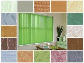 При выборе ткани не забывайте и о рисунке на внешней стороне, ведь рулонные шторы отлично видны с улицы