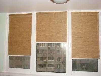 Современные ролл шторы станут отличной заменой обычным гардинам