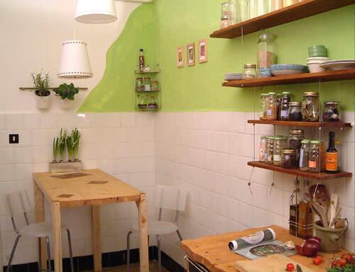 К выбору варианта отделки стен на кухне нужен правильный подход