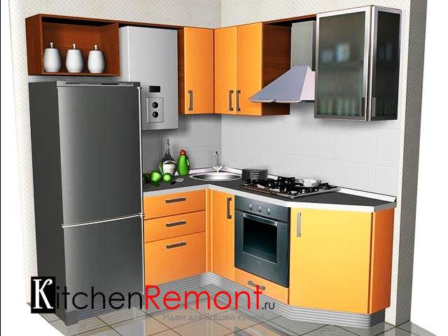 Хрущевская кухня - маленькая и тесная, но правильное планирование может сделать ее более удобной