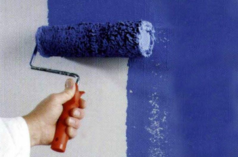 Обои на стеклотканевой основе чаще всего изготавливаются под покраску