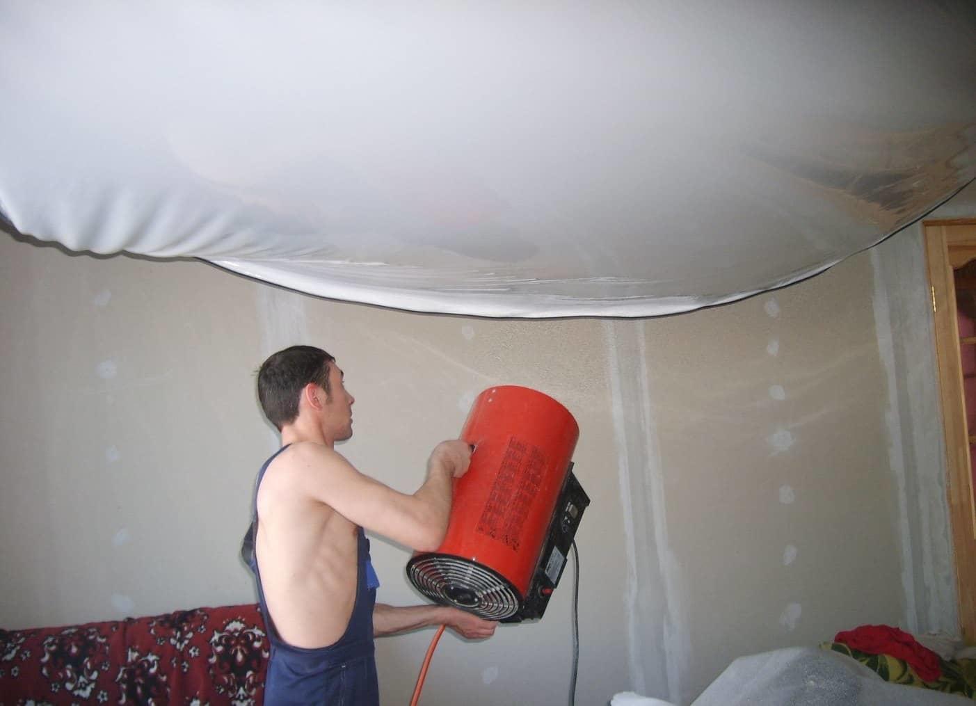 Если вы решили самостоятельно установить натяжной потолок, то вам следует закупить весь необходимый инструмент и материалы