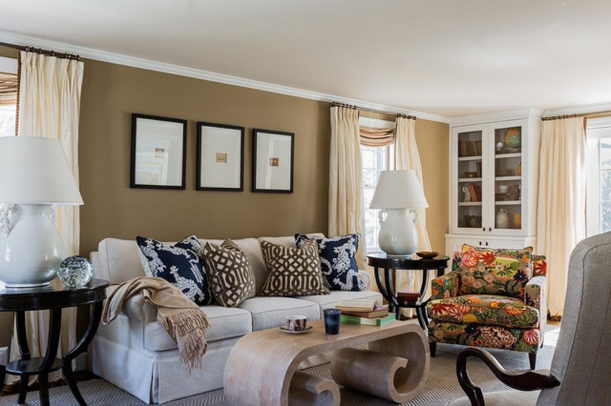 Гостиная в американском стиле: фото и классика, кухни интерьер и дизайн мебели, планировочное решение