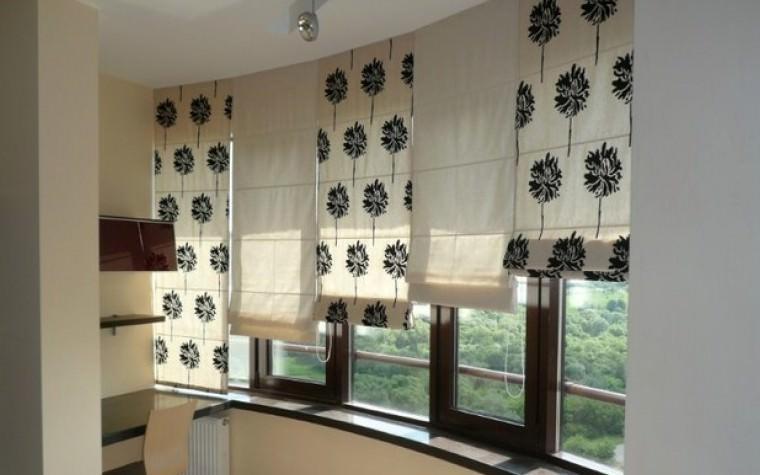 Фото римских штор на пластиковые окна: как крепятся своими руками, крепления для жалюзи, как повесить, видео-инструкция